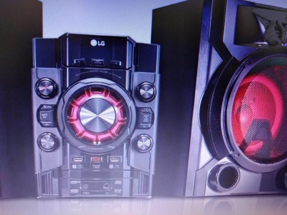 Mini system LG 620 whats