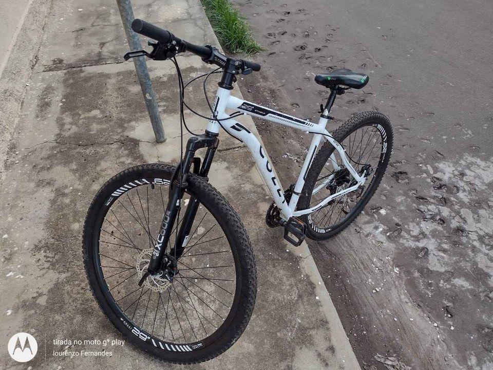 Bicicleta MTB, Aro 29 e Quadro 19.